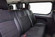 Фото 6 - Чехлы MW Brothers Opel Vivaro II (2014-н.д.) пассажир, серая нить