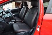 Фото 2 - Чехлы MW Brothers Ford Fiesta Mk7 (2009-2018), красная нить