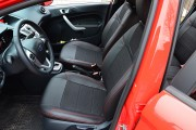 Фото 5 - Чехлы MW Brothers Ford Fiesta Mk7 (2009-2018), красная нить