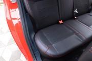 Фото 6 - Чехлы MW Brothers Ford Fiesta Mk7 (2009-2018), красная нить