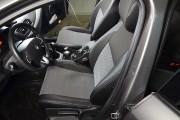 Фото 8 - Чехлы MW Brothers Renault Megane III Grandtour (универсал) (2008-2016), серая нить