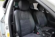 """'ото 8 - """"ехлы MW Brothers Renault Megane III Grandtour (универсал) (2008-2016), сера¤ нить"""