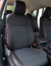 MW Brothers Mazda CX-5 (2015-2017) рестайлинг, красная нить
