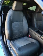 MW Brothers Honda Civic 10 (2016-н.д.), серая нить
