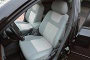 фото 3 - Чехлы MW Brothers Chevrolet Lacetti (2002-н.д.), полностью светлые + серая нить