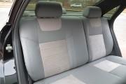 Фото 2 - Чехлы MW Brothers Chevrolet Lacetti Hatchback (Wagon) (2002-н.д.), полностью светлые + серая нить