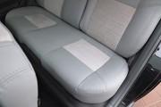 Фото 6 - Чехлы MW Brothers Chevrolet Lacetti Hatchback (Wagon) (2002-н.д.), полностью светлые + серая нить