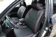Фото 7 - Чехлы MW Brothers Toyota RAV4 III (2005-2013), красная нить