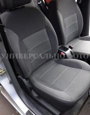 MW Brothers Hyundai Accent IV (Solaris) sedan (2011-2017), серая нить