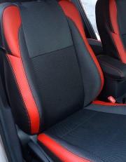 MW Brothers Toyota Auris II (2012-н.д.), красные вставки