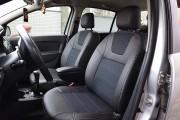 Фото 6 - Чехлы MW Brothers Renault Logan II MCV (рестайлинг) (2015-н.д.), серая нить