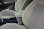 Фото 3 - Чехлы MW Brothers Mazda 6 I (2002-2008), полностью бежевые