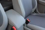 Фото 3 - Чехлы MW Brothers Volkswagen Caddy III (2004-2015), светлая эко-кожа+темно-серая ткань