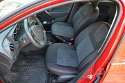 Фото 2 - Чехлы MW Brothers Renault Logan II MCV (2012-2014), красная нить