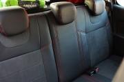 Фото 8 - Чехлы MW Brothers Renault Logan II MCV (2012-2014), красная нить