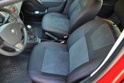Фото 4 - Чехлы MW Brothers Renault Logan II MCV (рестайлинг) (2015-н.д.), красная нить