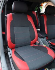 MW Brothers Chevrolet Lacetti (2002-н.д.), красные вставки + красная нить