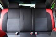 Фото 7 - Чехлы MW Brothers Chevrolet Lacetti (2002-н.д.), красные вставки + красная нить