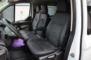 фото 2 - Чехлы MW Brothers Ford Transit Custom (2012-н.д.), серая нить