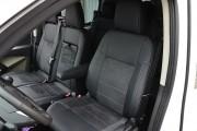 фото 4 - Чехлы MW Brothers Ford Transit Custom (2012-н.д.), серая нить
