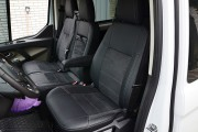 Фото 5 - Чехлы MW Brothers Ford Transit Custom (2012-н.д.), серая нить
