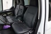 фото 5 - Чехлы MW Brothers Ford Transit Custom (2012-н.д.), серая нить