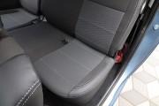 Фото 4 - Чехлы MW Brothers Renault Logan I MCV5 (2007-2012), серая нить