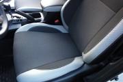 Фото 6 - Чехлы MW Brothers Toyota RAV4 IV (гибрид) (2016-2018), светлые вставки
