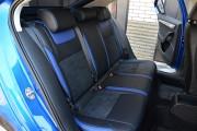 Фото 7 - Чехлы MW Brothers Skoda Octavia A7 FL (Active, Ambition, Style) (2017-н.д.), синие вставки