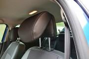 Фото 4 - Чехлы MW Brothers Renault Megane III (2008-2016), серая нить