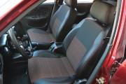 """'ото 2 - """"ехлы MW Brothers ZAZ Lanos T150 sedan (2004-н.д.), красна¤ нить"""