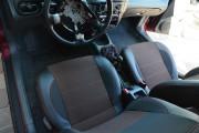 """'ото 3 - """"ехлы MW Brothers ZAZ Lanos T150 sedan (2004-н.д.), красна¤ нить"""