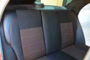"""'ото 6 - """"ехлы MW Brothers ZAZ Lanos T150 sedan (2004-н.д.), красна¤ нить"""