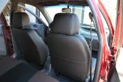 """'ото 7 - """"ехлы MW Brothers ZAZ Lanos T150 sedan (2004-н.д.), красна¤ нить"""