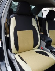 MW Brothers Toyota Camry XV 50/55 (2011-2017), бежевые вставки (Америка)
