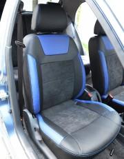 MW Brothers Chevrolet Lanos (2005-н.д.), синие вставки