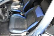Фото 3 - Чехлы MW Brothers Chevrolet Lanos (2005-н.д.), синие вставки