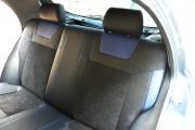 Фото 7 - Чехлы MW Brothers Chevrolet Lanos (2005-н.д.), синие вставки