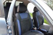 Фото 8 - Чехлы MW Brothers Chevrolet Lanos (2005-н.д.), синие вставки