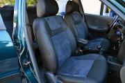 Фото 8 - Чехлы MW Brothers ZAZ Lanos T100 Hatchback (2009-н.д.), серая нить