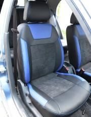 MW Brothers ZAZ Lanos T150 sedan (2004-н.д.), синие вставки