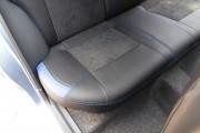 Фото 5 - Чехлы MW Brothers ZAZ Lanos T150 sedan (2004-н.д.), синие вставки
