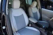 Фото 4 - Чехлы MW Brothers Nissan Leaf I (2010-2018), полностью светлые