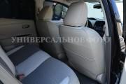 Фото 5 - Чехлы MW Brothers Toyota Camry XV 40/45 (2006-2011), полностью светлые