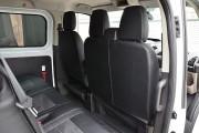 Фото 5 - Чехлы MW Brothers Ford Transit Custom (2012-н.д.) (груз-пассажир 6-мест), серая нить