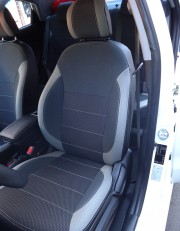 MW Brothers Hyundai Accent IV (solaris) hatchback (2011-2017), светлые вставки
