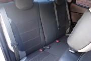 Фото 7 - Чехлы MW Brothers Hyundai Accent IV (solaris) hatchback (2011-2017), светлые вставки