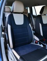 MW Brothers Volkswagen Golf VII Hatchback (2013-2020), светло-бежевые вставки