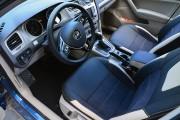Фото 4 - Чехлы MW Brothers Volkswagen Golf VII Hatchback (2013-2020), светло-бежевые вставки
