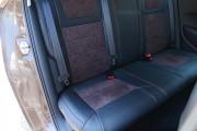 Фото 6 - Чехлы MW Brothers Volkswagen Polo Sedan (2009-н.д.), коричневая алькантара